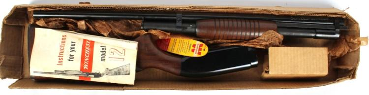 WINCHESTER MODEL 12 16 GAUGE PUMP SHOTGUN