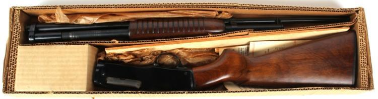 WINCHESTER MODEL 42 PUMP SHOTGUN .410