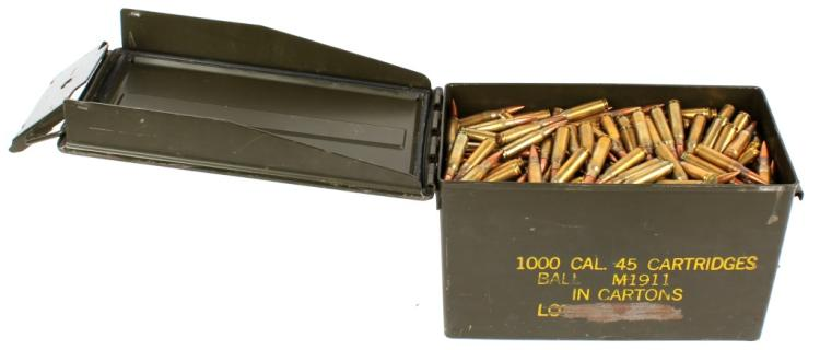 AMMO CAN 686 ROUNDS LAKE CITY 7.62X51 FMJ (.308)