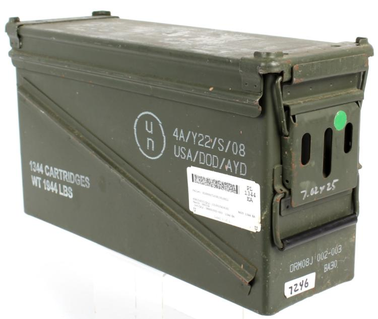 AMMO CAN 7.92 AMMUNITION