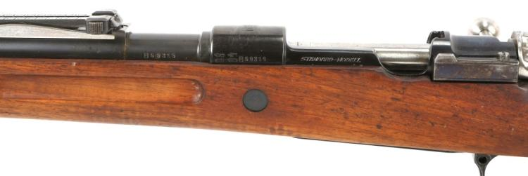 GERMAN MAUSER K98 STANDARD-MODELL RIFLE