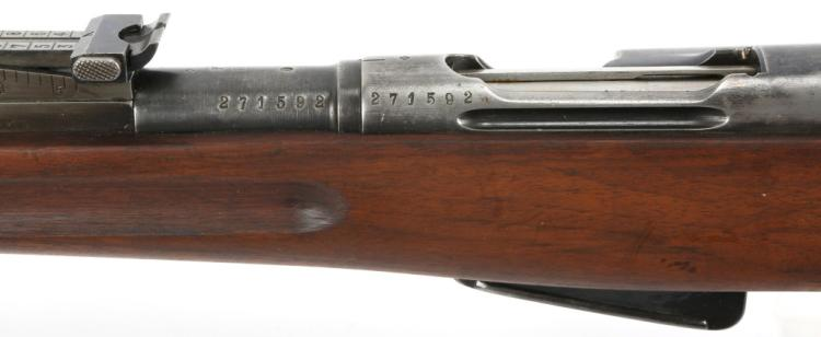 SWISS MODEL 96/11 SCHMIDT-RUBIN RIFLE