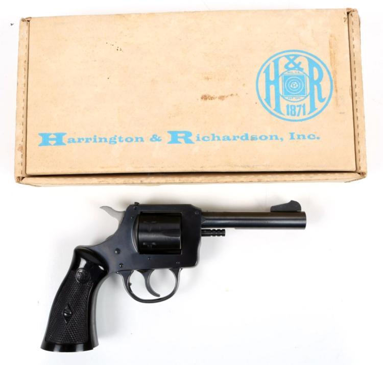 H&R MODEL 732 REVOLVER 32 S&W CAL