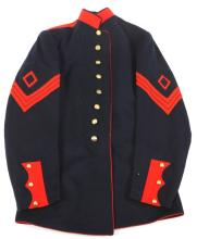 US ARMY ARTILLERY NCO DRESS TUNIC