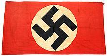 WWII GERMAN NSDAP BANNER
