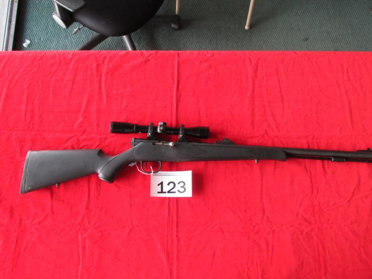 Traditions Buckhunter Inline 50 Caliber Black Powder Rifle