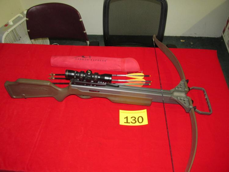 Vixen Model Crossbow made in Canada by Excalibur Crossbow