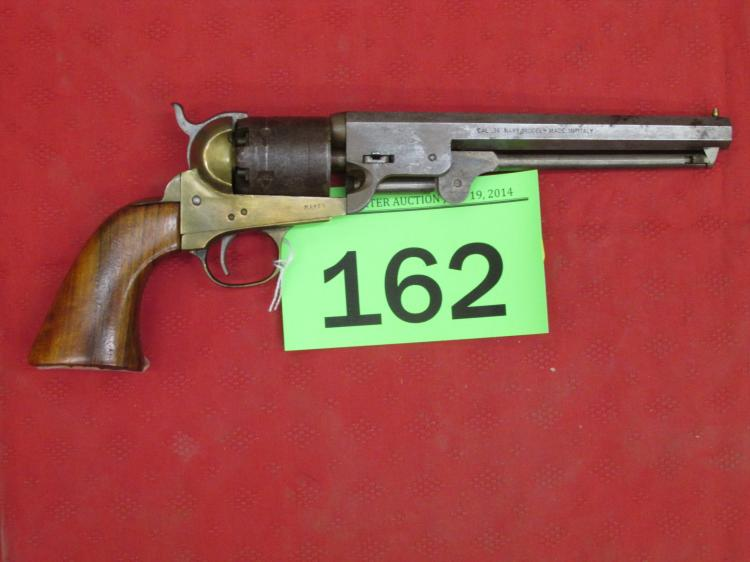 Hawes (Made in Italy) Replica 1851 Navy 36 Caliber Cap