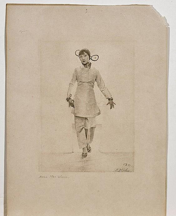 Photographic Print of Anna May Wong