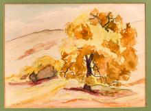 GROUP OF THREE WATERCOLORS BY WILLIAM DAMPIER