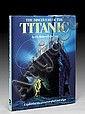 DISCOVERY OF THE TITANIC BY ROBERT BALLARD - SIGNED