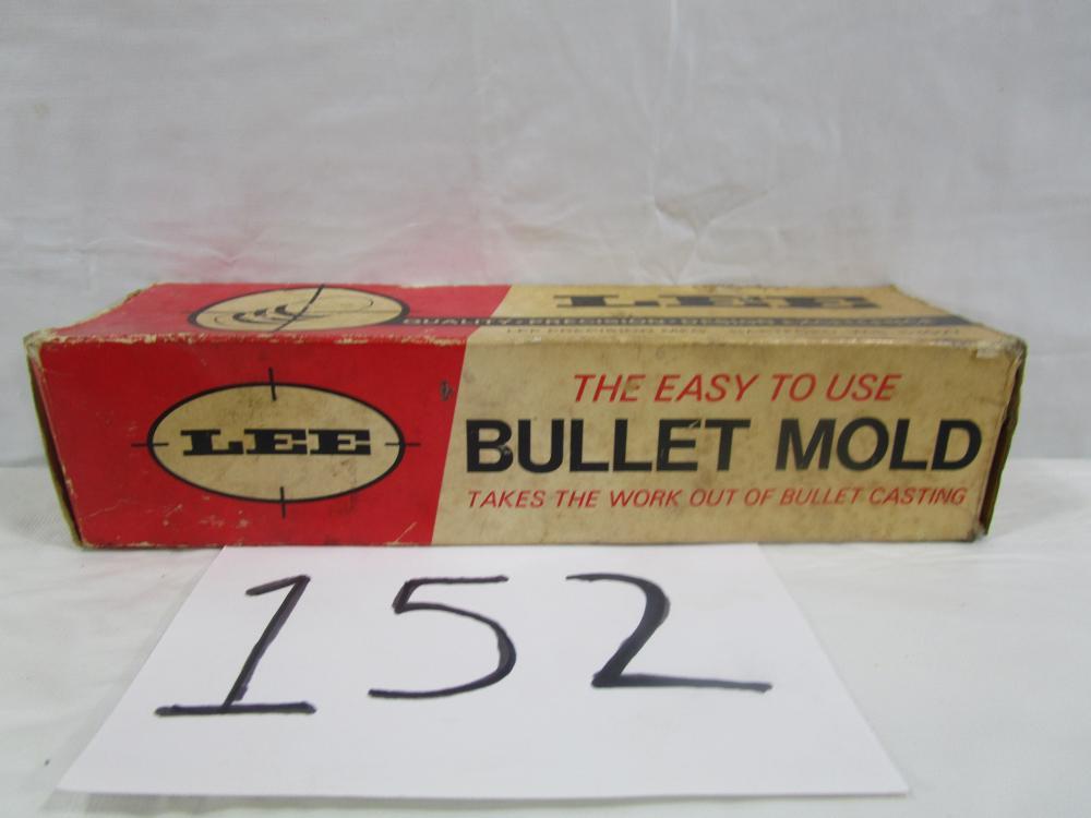 Lee Precision Bullet Mold  445 Diameter 132 Grain