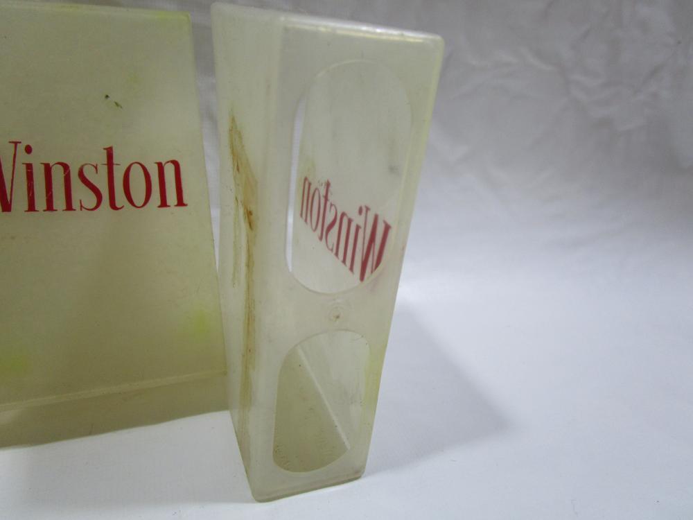 Winston Lighter & Cigarette Pack Protectors