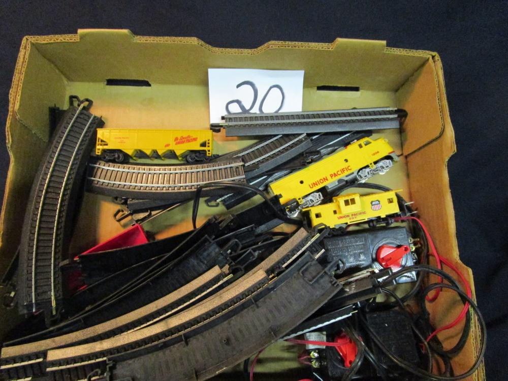 ho trains track and transformer wiring older ho scale train   track  older ho scale train   track