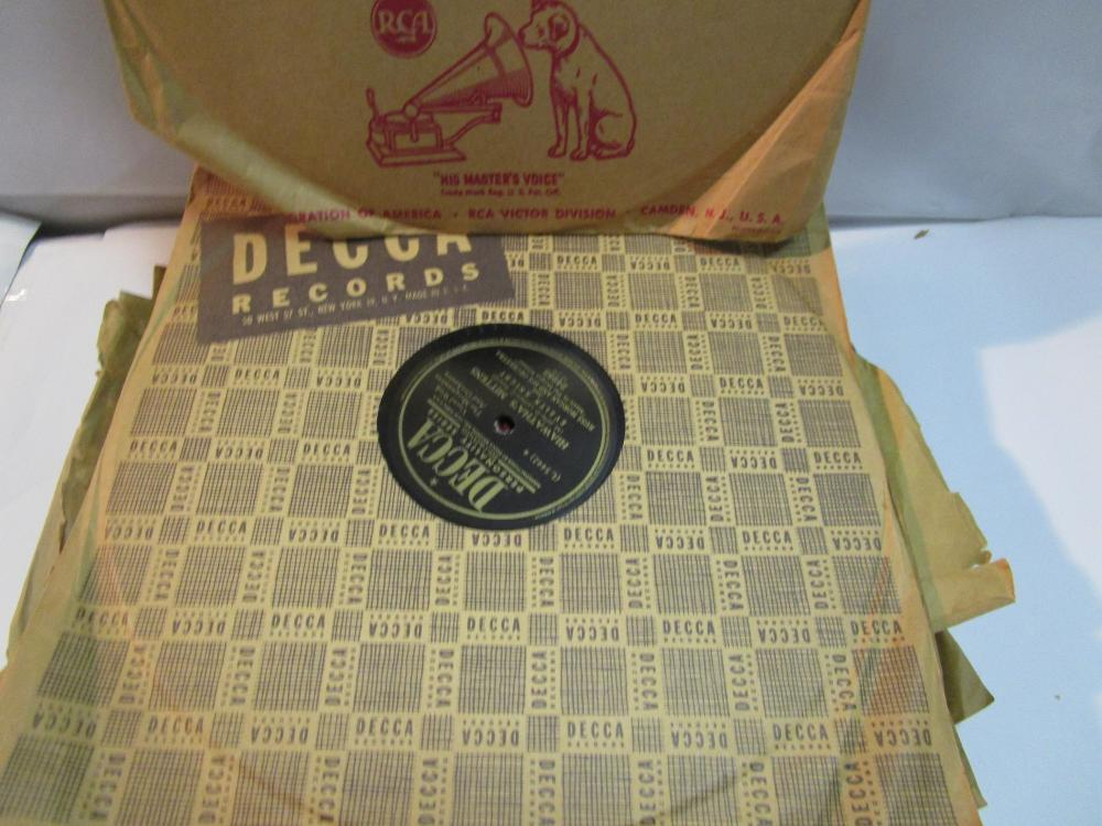Lot of 20 78 RPM record Albums