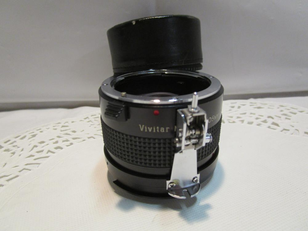 Vivitar M 75-205mm 2X Matched Multiplier Lens