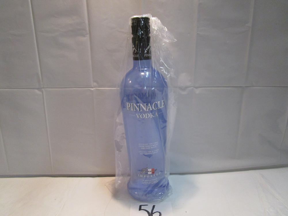 "Pinnacle Vodka 22""Plastic Display Bottle ""NEW IN BOX"""
