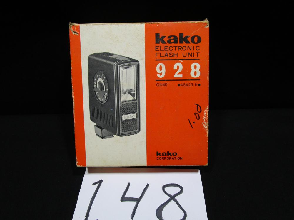 KAKO Electronic Flah Unit 928