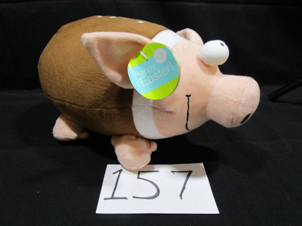 Goofballz Battery Operated jiggling pig