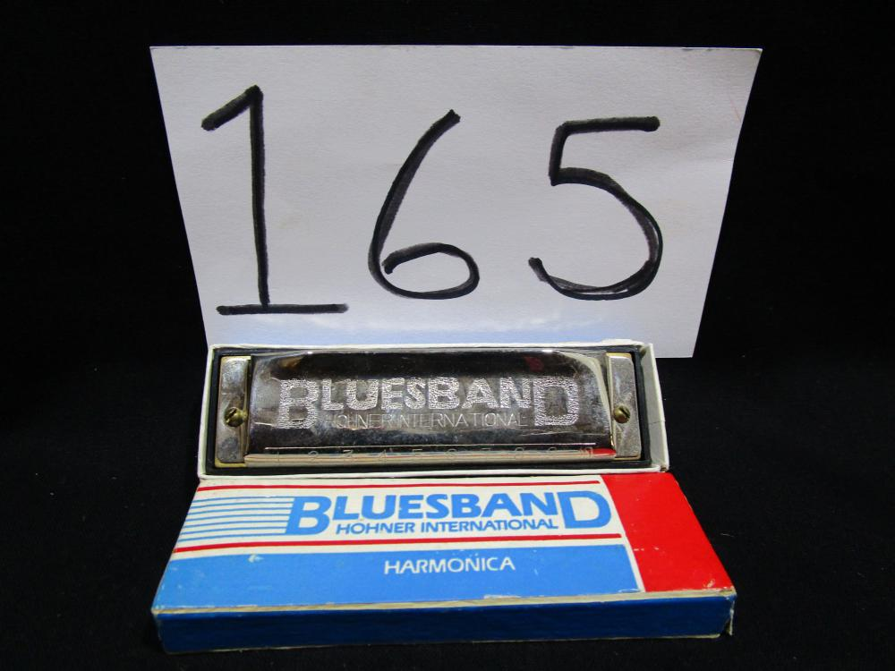 Bluesband Hohner International Harmonica