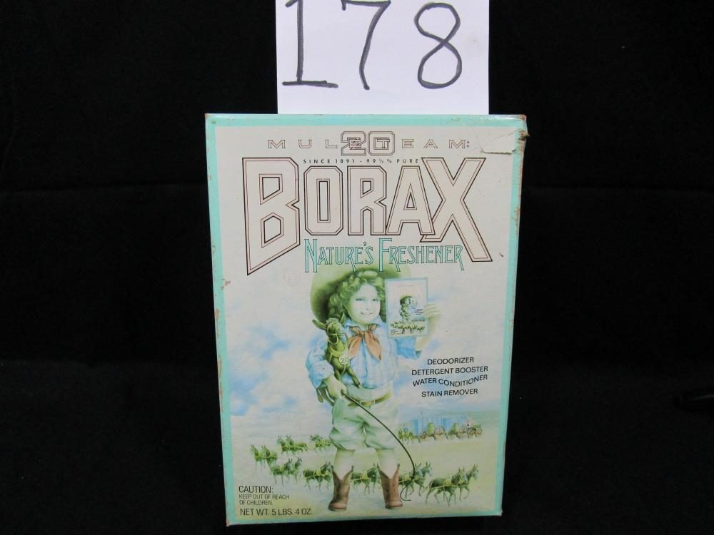 "Borax Nature's Freshener ""Decorative Box"""