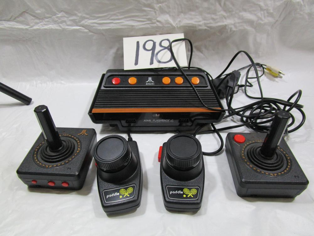 Atari Flashback Video Game System