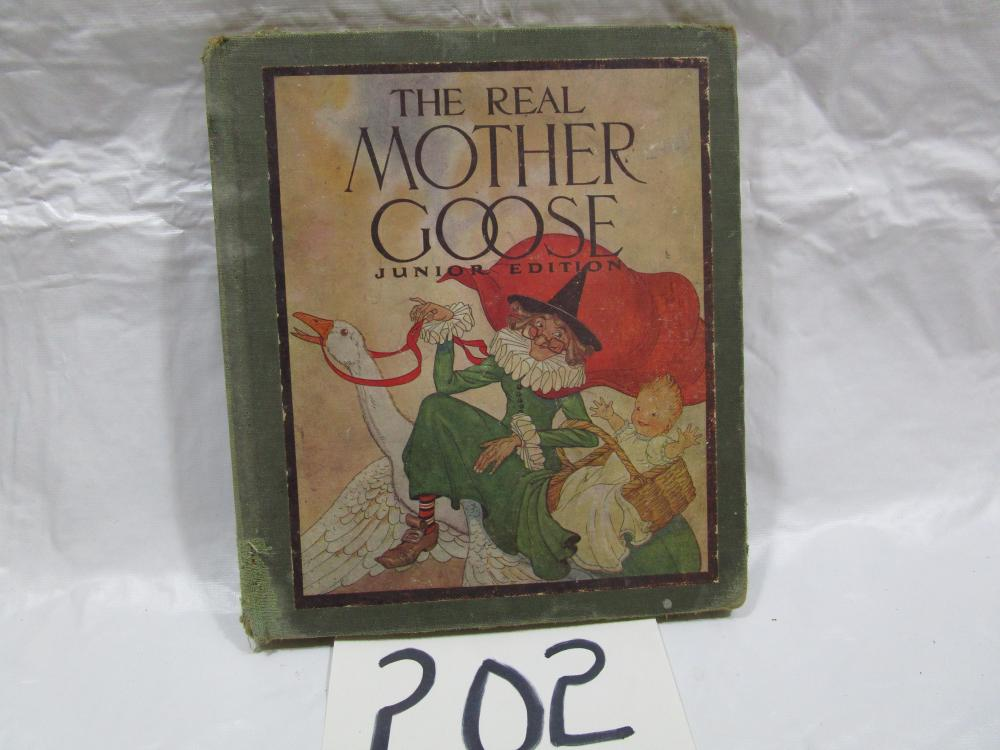 1916 The Real Mother Goose Junior Edition