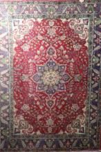 PERSIAN HANDWOVEN CARPET