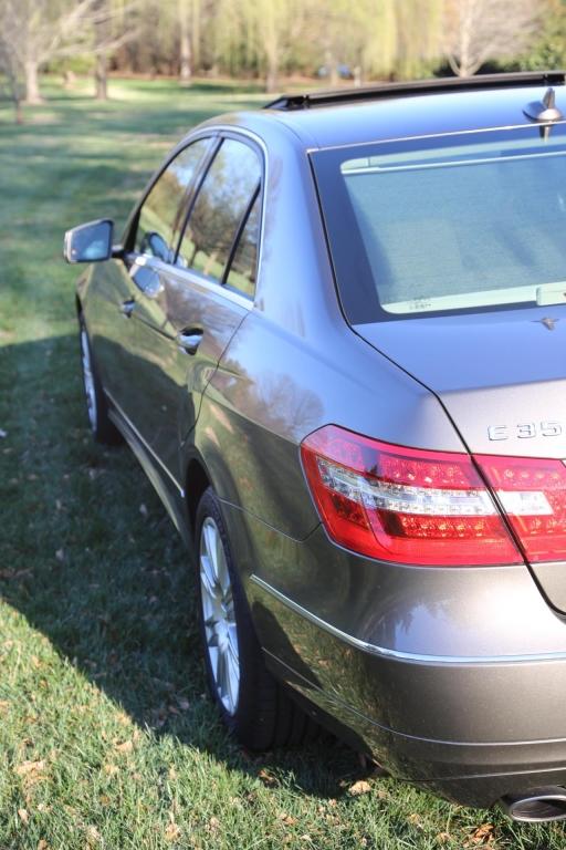 Mercedez Benz E 350 Bronze 2013 Low Mileage Sedan