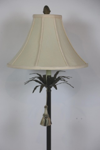 Frederick cooper palm tree floor lamp for Tree floor lamp uk