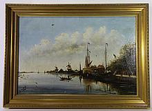 FABERICUS JACOBUS VAN ROSSUM DU CHATTEL(1856-1917)