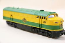 A.H.M./TEMPO READING LINES 266 DIESEL ENGINE
