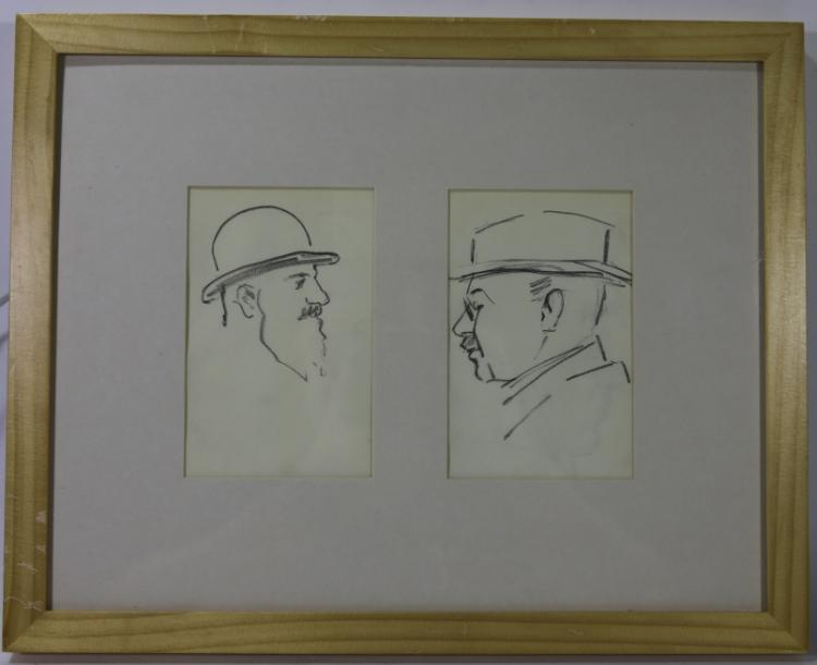 JULIUS T BLOCH (1888-1955)