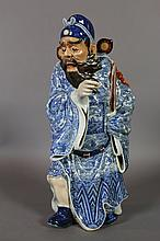 CHINESE ANTIQUE PALATIAL IMMORTAL
