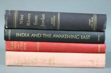 EASTERN WORLD BOOK COLLECTION FROM BICKETT ESTATE