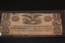 CHICAGO MARINE & FIRE INSURANCE CO. ONE DOLLAR
