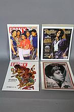 ROLLING STONE AND EBONY ADD COVERS