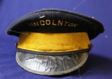 ANTIQUE LINCOLNTON NC HAT