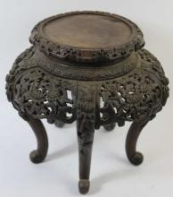 CHINESE ANTIQUE STAND