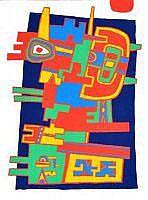 Jacques SOISSON (Né en 1928) - Nord Est