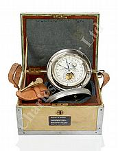 A TWO-DAY MARINE HYDROGRAPHIC SURVEY CHRONOMETER, BY THOMAS MERCER, ST ALBANS, CIRCA 1950