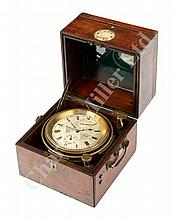 A TWO-DAY MARINE CHRONOMETER BY BARRAUD, LONDON, CIRCA 1850