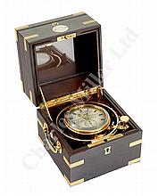 A TWO-DAY MARINE CHRONOMETER BY CHARLES FRODSHAM, CIRCA 1835