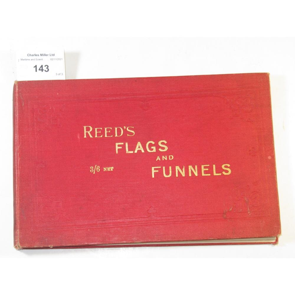 REED'S FLAGS & FUNNELS