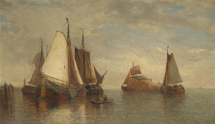RAPHAEL MONLEON Y TORRES (SPANISH, 1847-1900)