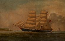A.K. BRANDER (BRITISH, 19TH-CENTURY)