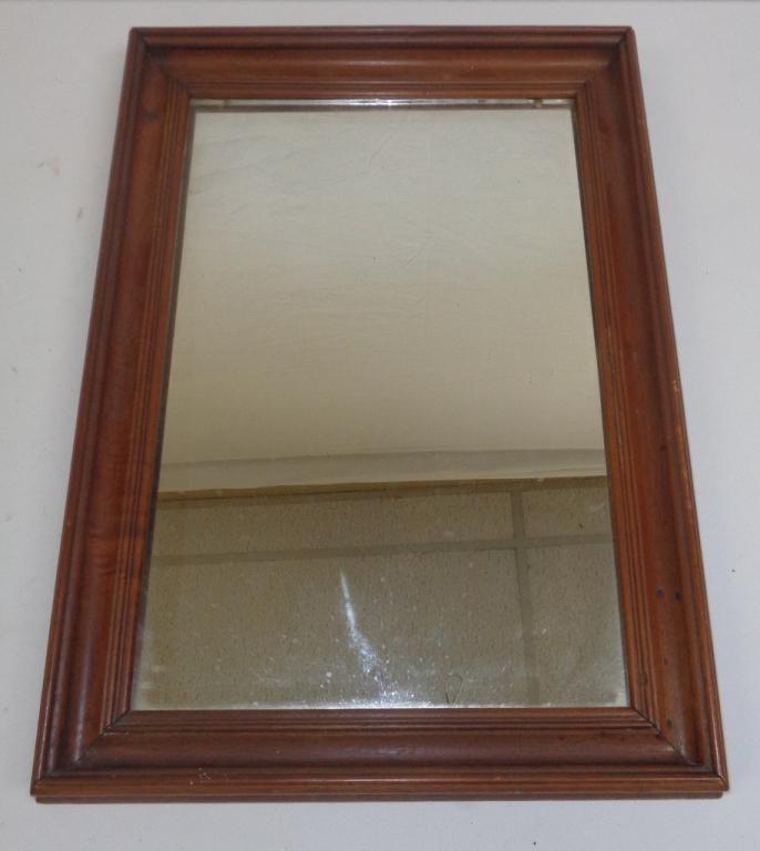 Mahogany Mirror Frame