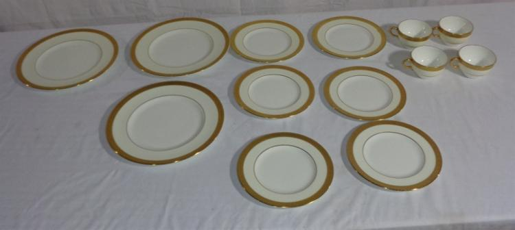 Minton English Bone China-buckingham