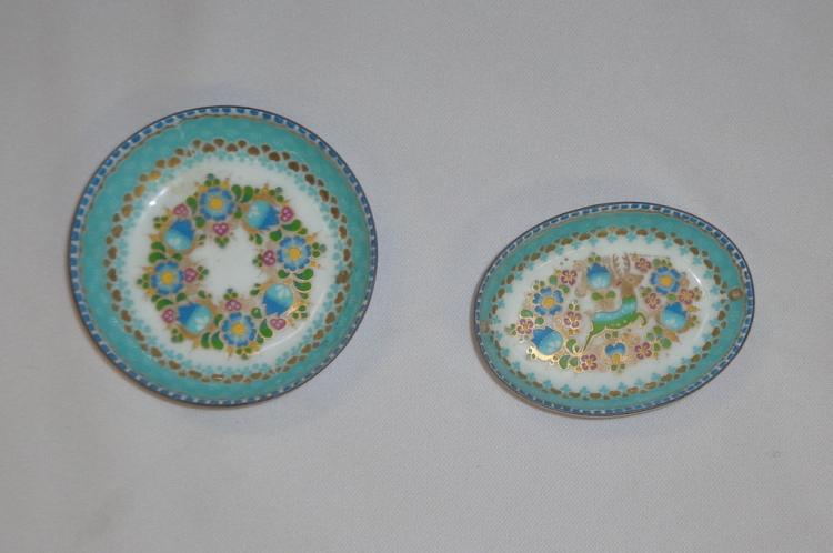 Small Porcelain Bowls