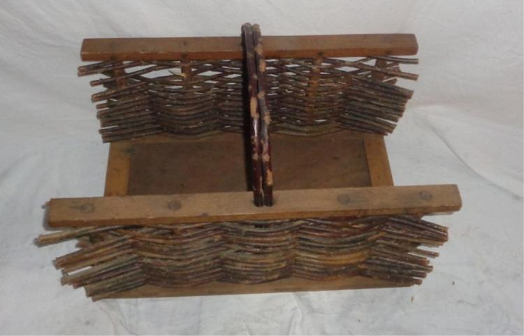 Twig Basket